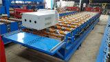 カラー機械を作る機械または鉄シートを形作る鋼鉄台形の屋根ふきシートロール