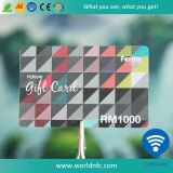 Smart card clássico do preço de fábrica 13.56MHz S50 RFID