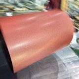 Prezzo rivestito della lamiera sottile dello zinco di colore