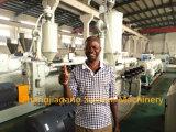 Protuberancia confiable del tubo de agua del tubo del conducto eléctrico del PVC del plástico que hace la máquina