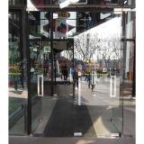 As portas de balanço de Frameless da alta qualidade com Tublar seguram K08010