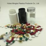 Новые поступления популярные Food Grade 150мл круглой формы пластиковые бутылки продуктов контейнер