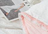 綿の美しいシーツの一定のプラント