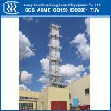 Asp cryogéniques Usine de séparation de production de gaz