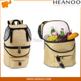 Extra Large Traveling Insulated Lunch Cooler Sac de glace pour pique-nique Sac à dos