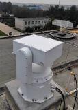 Automóvel que segue a plataforma eletrônica ótica da imagiologia térmica do padrão militar