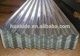Строительные материалы Galvanzied горячего DIP Corrugated настилая крышу лист