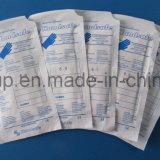 Одноразовые бесплатно порошка из натурального каучука хирургические перчатки