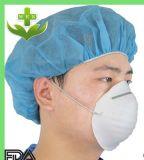使い捨て可能な非編まれたコップの整形マスク