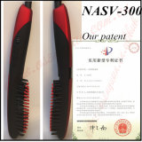 Brosse à cheveux électrique avec la CE de la Certification (NASV RoHS FCC300)