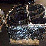 """Asv PT85/RC100 rasto de borracha (18""""*4*51) para peças de máquinas de construção"""