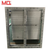 كثير شعبيّة الصين مصنع [أوبفك] بلاستيكيّة مزدوجة زجاجيّة شبّاك نافذة