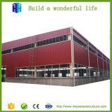 Entrepôt de deux étages préfabriqués Structure en acier de construction bâtiment en usine