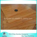 Tampa de bambu camada vertical de bambu da placa de estaca da única para a caixa