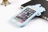 Lindo bebé Teléfono de silicio caso para el iPhone
