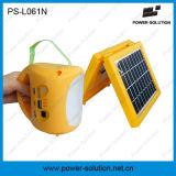 Doppelter Sonnenkollektor LED Lantern Lighting für Nepal-Stromausfall