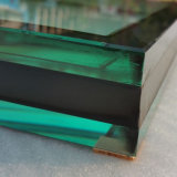 15mm+21A+15mmの特大平らな透過強くされた低いE空ガラス