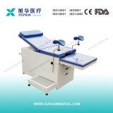 Gynäkologischer Prüfungs-Tisch mit Fächern (XHFJ-5)