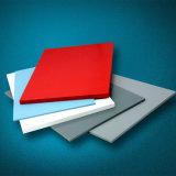 Hoja rígida de PVC de color con buena calidad y precio bajo