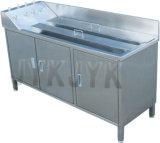 El lavado de inducción de acero inoxidable fregadero de Hospital