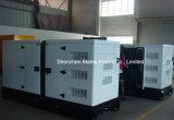 110kVA 88kw Reservekinetik-schalldichter Cummins-Diesel-Generator