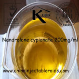 Nandrolone semielaborado Cypionate 200mg/ml de la inyección intramuscular en China