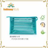 Transparenz PVC-kosmetischer Beutel, bilden Beutel