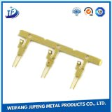 직류 전기를 통하거나 아연 도금으로 구부리거나 각인하는 OEM 정밀도 금속