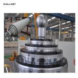 6 8 10 인치에 의하여 용접되는 산업 플랜지 다중 단계 액압 실린더