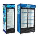Холодильная установка дисплея для напитков