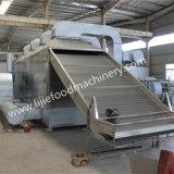 Asciugatrice della forte dell'aria calda dell'essiccatore di capacità elevata cipolla della fetta