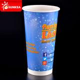 Boisson à boissons froides Coupe en papier