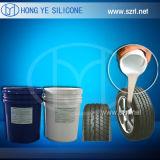Platinum kurierte Silikon-Gummi für Reifenform