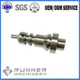 Pezzi meccanici di alluminio di industria automobilistica della lega del tornio d'acciaio di CNC