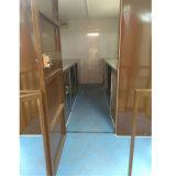 Rimorchio mobile dell'alimento di alta qualità, alimento Van, chiosco, carrello