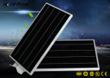 Luz de calle solar integrada accionada solar con 3 años de garantía