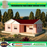 Casa modular prefabricada del envase de la casa de la instalación rápida movible para la oficina