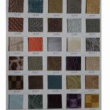 Usine chinoise cuir décoratifs en PVC