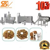 Alimentos para perros automática de acero inoxidable que hace la máquina