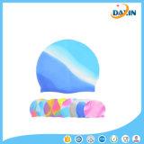 Colorido impermeable silicona oído largo casquillo de protección del pelo