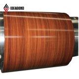 Ideabond AB008 de finition normal a enduit la bobine d'une première couche de peinture en aluminium