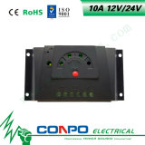 10A, 12V/24V, regolatore solare del LED