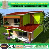 L'Africa ha approvato la Camera portatile prefabbricata solare della mpe/ha prefabbricato la Camera modulare