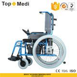 Topmedi 알루미늄 Foldable 힘 전기 자기 추진 휠체어