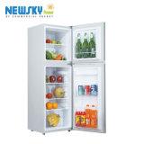 Refrigerador accionado solar de la C.C. 12V/24V, refrigerador de energía solar