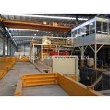 يركّب رخاميّة حجارة قارب إنتاج [لين&برسّ] آلة
