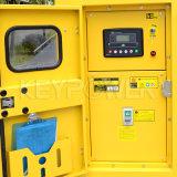 Бесшумный тип дизельный генератор установить три этапа 50Гц с Varta аккумуляторы