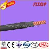 Cavo di rame dell'installazione dell'alloggiamento dell'isolamento del PVC di bassa tensione del cavo di Nyy