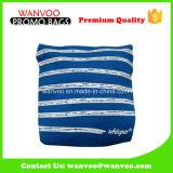 Grande sacchetto cosmetico stampato del soddisfare nylon per la donna e l'uomo