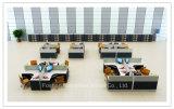 卸し売りオフィス用家具L形の現代ワークステーション(HF-YZX056)